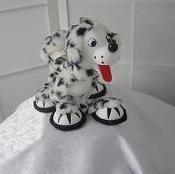 Dog, dalmatian