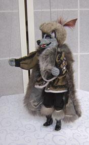 Wolfsmarionette
